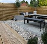 LGD | Small Garden Designs / If you have a small garden and are wondering what you can do with it, take a look through this board and let our previous work guide you...