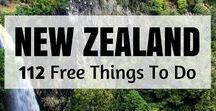 Things to Do in New Zealand / See hobbits, climb mountains, go kayaking. It's all possible in New Zealand. You can also sky dive, go spelunking, or just enjoy the delicious food.
