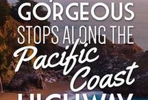 Things to Do on the Pacific Coast Highway / The Pacific Coast Highway has adventures for everyone, from wine, to food, amazing views. The PCH is a once in a lifetime adventure.