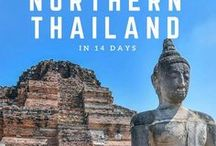 Thailand / Amazing Thai food, beautiful beaches, amazing natural structures, and more authentic culture that you can shake a stick at.