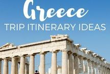Greece / Ancient Greek culture meets delicious foods, great sights, and amazing history. Visit the Parthenon and go surfing in the same day.