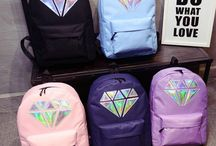 Bags / Fashionable school and everyday wear bags for the fashionista on the go.
