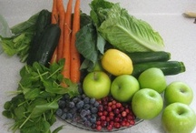 Juicing/Smoothies / Recipes, ideas, & health benefits of juicing  / by Allison Robbins