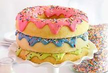 Cakes and Cookies / Recipes and tutorials for all things sweet and sugary...