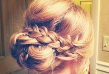 Pretty Hair! :) / by Andrea Casey