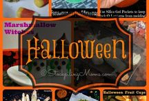Halloween / Halloween Crafts, Recipes and DIY projects that are perfect for fall and Halloween.