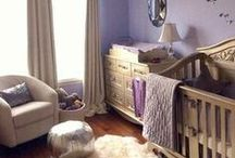 lovely in lavender / Lavender is a soft, sophisticated color and gives a peaceful hue to any room. / by Bratt Decor