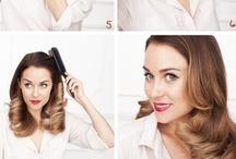 Hair Styles / by Allison Robbins