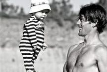Father and son / The wonderful world of Dad's and their boys!