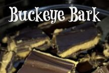 Dessert Recipes / Cookies, Cakes, Pies, Cupcakes, Fudge, Rice Krispie Treats, Candy, Ice cream and more! The best dessert recipes that your family will love! Our favorite dessert is Buckeye Bark!