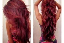 hairstyles i love / by Kathryn McKissic