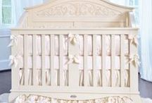 Beautiful Baby Cribs / The centerpiece of every nursery, the crib, is an important choice. Bratt Decor cribs are not only the most beautiful, but the safest and most versatile. We have iron/metal cribs, four poster cribs, wood cribs, sleigh cribs, lifetime cribs, convertible cribs, round/oval cribs.  We even have a 9in1 crib which is #themostconvertiblecribintheworld.  Whatever your nursery look:  modern, contemporary, elegant, vintage Bratt Decor has the crib for you.