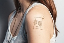 Wedding ideas / Do you want a special gift for your guests? Try a wedding tattoo!