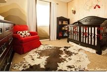 Baby room ideas / by Brittney Veurink