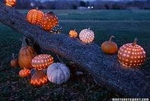 Fall/Halloween / by Lynette Bowers