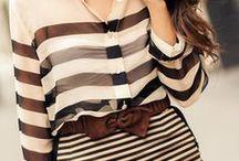Stripey Stripes!! ;) / by Andrea Casey