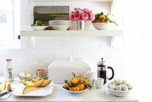 Kitchens / by Olivia Wheeler