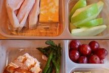 Food: Lunch / Easy lunches for home and school