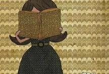 Book Worm Files / by Tamara Rice