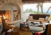 Porches/outdoor rooms