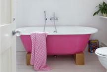 Salle de bains / bathroom design and ideas / by Emily QueenVelvet Johnson
