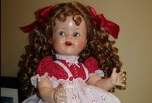 Vintage dolls / by Mary Alice Osborne