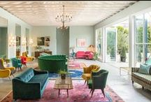 The Fig House, Event Space / by Emily Henderson Design