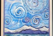 Me encanta pintar el cielo / I love painting the sky / Para pintar con niños