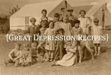 Great Depression of the 1930s / by Anne Bailey