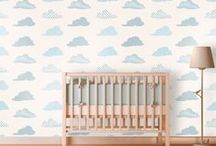 Masculine Playful Nursery / by Emily Henderson Design
