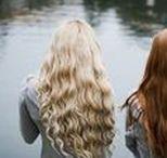 HP // Ginny + Luna