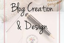 Website Creation and Design / This board is packed with tips and advice on website creation and design. Whether it's website creation for small businesses or creating your own blog, these pins are what you need. Find website design inspiration as well as content ideas and layouts.