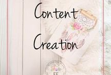 Content Creation / This board contains tips and advice on content creation for bloggers. Learn how to write the perfect blog post, boost your traffic and generate content that your readers will love!