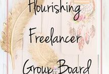 Flourishing Freelancer Community Group Board / All the best tips and tutorials on blogging & owning your online business.To join this group board 1) follow me & the board, 2) send me an email with your Pinterest name or your email at contact@flourishingfreelancer.com 3) Start pinning - please make sure that you don't pin more than 3 times per day and that you repin content from other contributors. If you're an ambitious blogger, business owner or entrepreneur, join the free Flourishing Freelancer Community FB group at: http://bit.ly/2pqwV1C