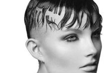 Artistic Hair Cuts and Colours / A collection of artistic hair cuts and colours that we love.
