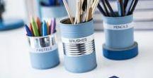 DIY Upcycling / Zu schade zum Wegwerfen. Verleihe alten Gegenständen eine neue Funktion. Deine Kreativität und dein Bastelgeschick sind gefragt. Kreiere Möbelstücke, Geschenke, nützliche Aufbewahrungen oder Bepflanzungen für dein Zuhause ...