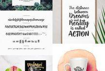 Free Fonts / Wir lieben Fonts. Hier findest du eine Sammlung an nützlichen Free Fonts mit denen du nach Herzenslust beschriften kannst. Erst durch eine kalligrafisch geschwungene Handscript-Schrift oder einem geometrisch konstruierten Font wird deine Beschriftung zu deiner Botschaft.