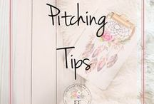 Pitching Tips / How to pitch your freelance services like a pro - cold pitching, networking, pitch emails