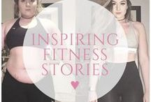 ♥ inspiring stories / We want to showcase women that have made amazing fitness transformations. Find inspiring before and after weight loss photos to motivate you to get fit!