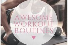 ♥ workouts and advice / Inspirational and workouts and advice for women looking to make fitness transformations! Find home workouts targeted at all problem areas. Want to burn fat, remove cellulite, shed belly fat, tighten your arms? We have great weight loss workouts and fitness workouts for women of all shapes and sizes.