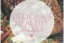 ♥ healthy meal inspiration / Get inspiration for tasty, healthy meals so you can lose fat, build curves and unlock your confidence ❤️ Find tasty, clean recipes to help you lose weight and build a strong, fit body!