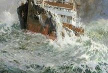 Veleros y barcos
