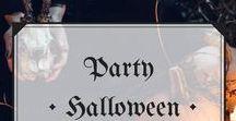 Party • Halloween / HALLOWEEEEN :D