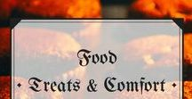 Food • Treats & Comfort / The kind of food you will actually try after pinning ;)