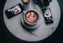 THE COFFEE IS CALLING