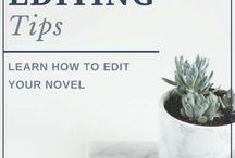 Editing Tips / Novel, Novel Drafting, Drafting, Novel Editing, Writing Editing , Editing, Writing, Creative writing, Writing tips, Writing novel, Writing creative, Writing a book, Writing process, Editing checklist, Editing writing.