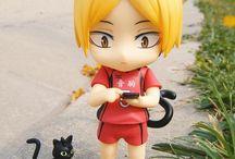 Anime figures