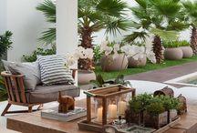 Idee Casa/giardino e spazio esterno / La cura del l'esterno della propria casa rivela la cura di se e dei propri spazi... Particolari semplici e scelti con cura...gusto e raffinatezza