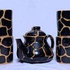 Ceramic Kitchenware by Kazuri / Lovely handmade & handpainted Ceramic Kitchenware made by Kazuri Beads in Kenya!