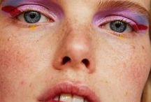 Eye Do / Our catalog of eye makeup look inspiration - everything from graphic shadows and liners to colourful glossy lids